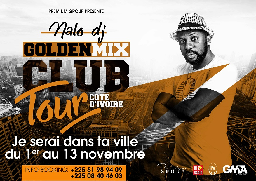 Golden Mix Club Tour